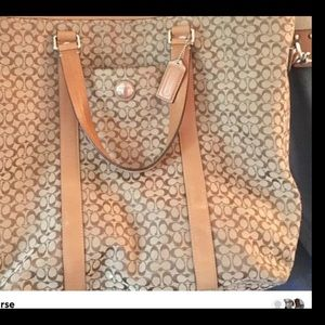 Coach Large bag